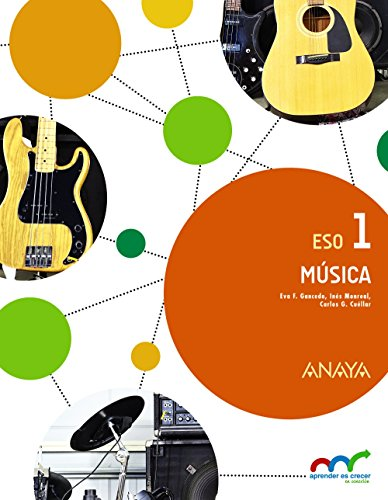 Descargar Libro Música 1. Eva F. Gancedo Huércanos