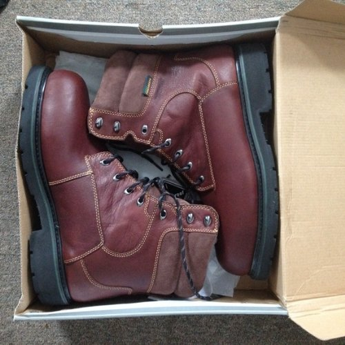 - Men's Waterproof Insulated Work Boots
