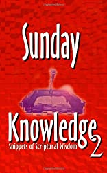Sunday Knowledge 2