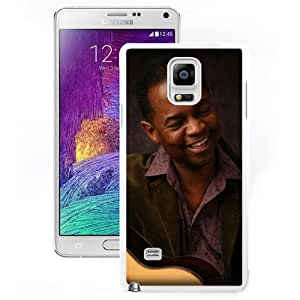Beautiful Designed Cover Case With Earl Klugh Smile Jacket Hat Light (2) For Samsung Galaxy Note 4 N910A N910T N910P N910V N910R4 Phone Case