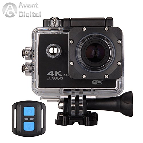Waterproof Action Camera