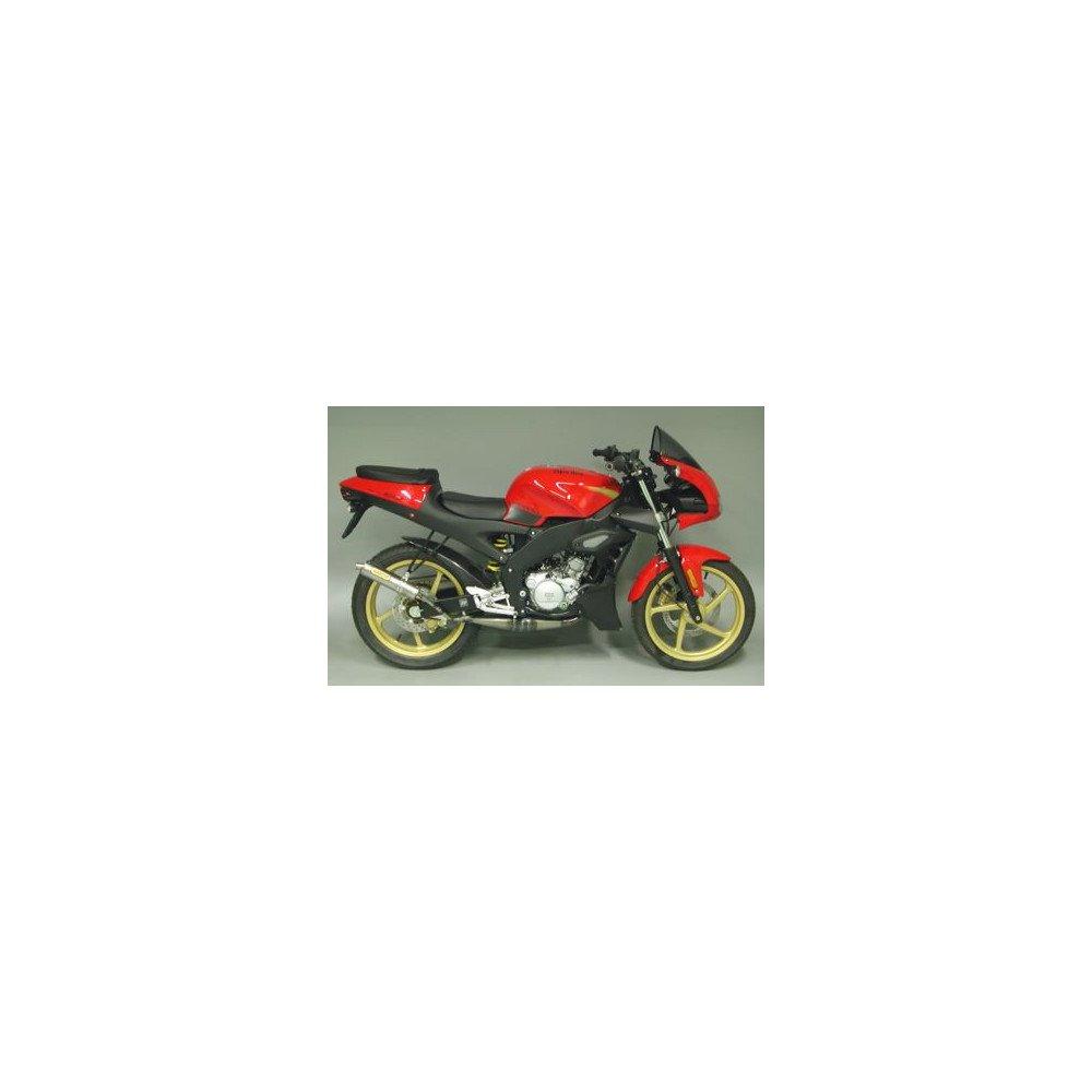 Olla de escape Arrow 2T Aprilia RS 50/R/éplica 99/de 06/homologiert