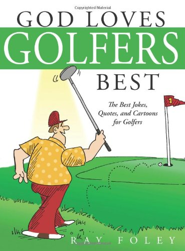 God Loves Golfers Best Cartoons product image