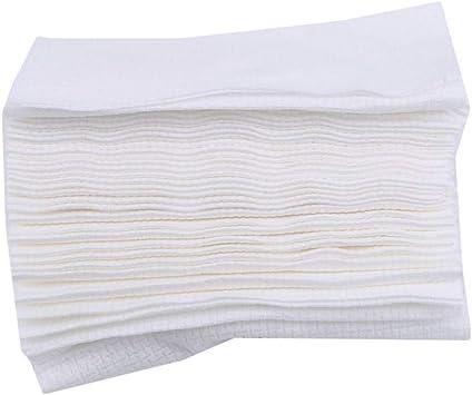 Hengxing - 70 toallitas secas de algodón para dibujar sobre el ...