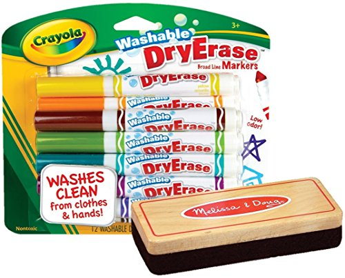 Crayola Washable Markers Assorted Melissa
