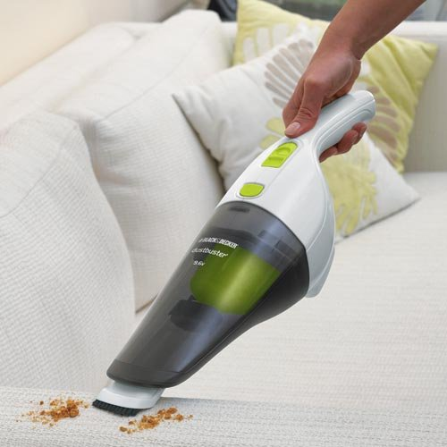 black and decker dustbuster 9.6 v instructions