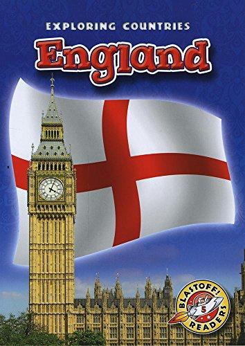 England (Paperback) (Blastoff! Readers: Exploring Countries)