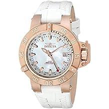 Invicta Women's F0032 Subaqua Collection Noma III GMT Rose Gold-Tone Watch