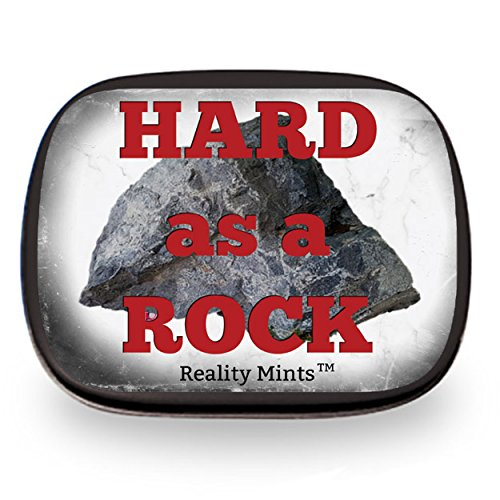 Hard as a Rock Mints – Funny Boyfriend Gift Husband Annive