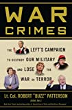 """War Crimes, Robert """"Buzz"""" Patterson, 0307338266"""