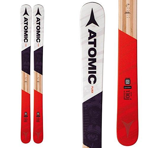 Atomic Punx Jr. II Kids Skis 2018 - 120cm ()