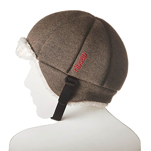 The all new premium original Harris Brouwn Large Ribcap, Impact resistance, extra protective beanie cap