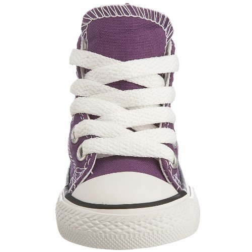 Converse Chuck Children's Trainers Purple Star Taylor Unisex Laker Hi All RRfnxrB