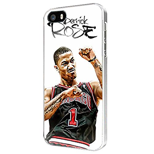 Derrick Rose for iPhone Case (iPhone 6s white)