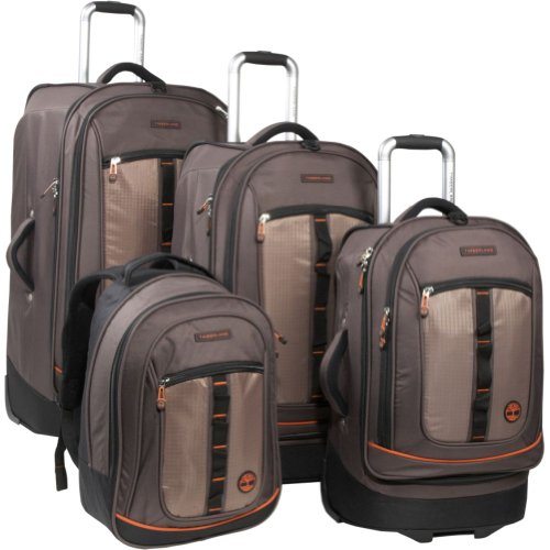 Timberland Luggage Jay Peak Four Piece Set