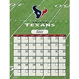 Turner Perfect Timing Houston Texans Jumbo Dry Erase Sports Calendar (8921009)
