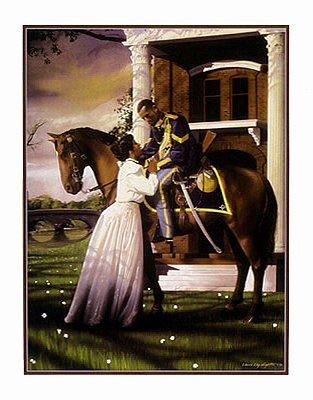 Farewell - Edward Clay Wright | Art Print Poster