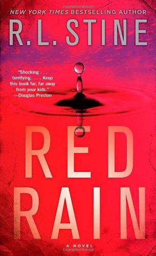 rl stine red rain - 1