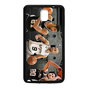 QQQO Spurs Cell Phone Case for Samsung Galaxy Note3