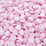 Natural Pink Gluten GMO Nuts Dairy Soy Free Confetti Sequins Bulk Pack.