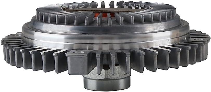 1.6L 1.8L 1.9L 2.0L 2.5L 2.7L 2.8L 3.0L 3.2L 3.5L OE Replacement IRONTREE 2591 Engine Cooling Fan Clutch for BMW E12 E23 E24 E28 E30 E34 E36 E39 3 5 6 7 M Z Series