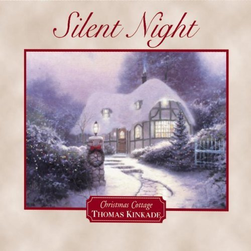Silent Night by Kinkade, Thomas (2004-07-13) Thomas Kinkade Silent Night