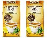 (2er BUNDLE)| Yogi Tea - Ginger Lemon Chai -90g
