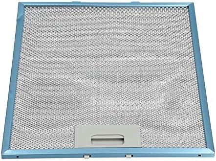 Electrolux AEG Filtro de grasa Filtro metálico Filtro metálico Campana extractora Metal 305x267mm 405509917 4055250429: Amazon.es: Grandes electrodomésticos