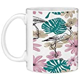 Best ThisWear Wife And Mom Coffee Mugs - Lead Free Ceramic Coffee Mug Tea Cup White Review