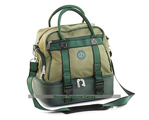 Drakes Pride Midi Bowls Bag (green color)