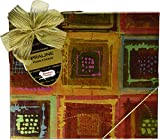 Lammes Pecan Praline Candy In a Gift Box 9 Oz (255g) Gourmet Chewy Pralines With Texas Pecans