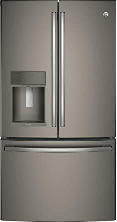 Exceptionnel PYE22KMKES 36 Energy Qualified Counter Depth French Door Refrigerator With  22.2 Cu. Ft