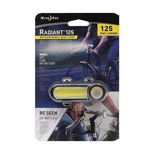 NITE Radiant Rechargeable Bike Light
