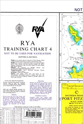 RYA Training Chart: No. 4: Amazon.co.uk: Rya: 9781906435110: Books