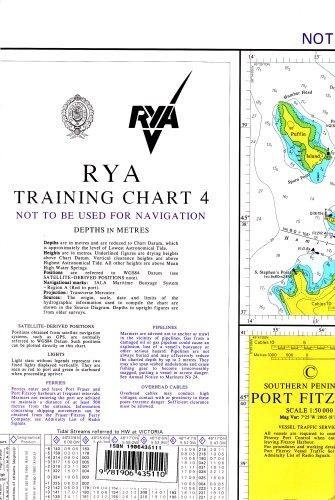 RYA Training Chart: No. 4