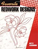 img - for Favorite Redwork Designs by Betty Alderman (1999-09-01) book / textbook / text book