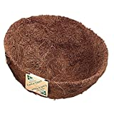 Gardman R583 Basket Shaped Coco Liner, 12'' Wide x 6'' High