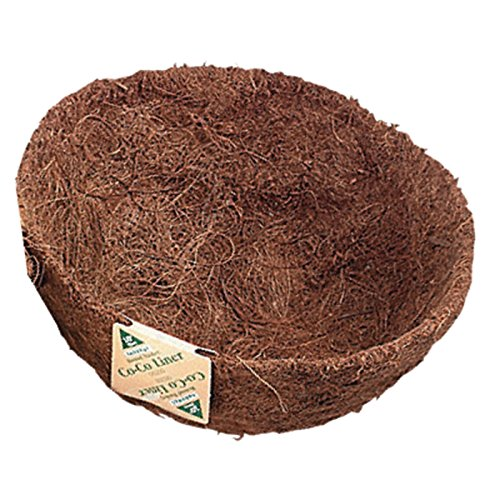 Gardman R583 Basket Shaped Coco Liner, 12