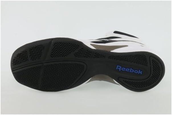 Reebok - Pro Heritage 3 White - AR2140 - El Color: Blanco-Negros ...