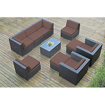 Amazon.com: Ohana Collection PN1001 - Juego de 10 muebles de ...