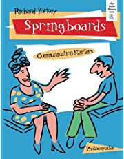 Springboards: Communication Starters
