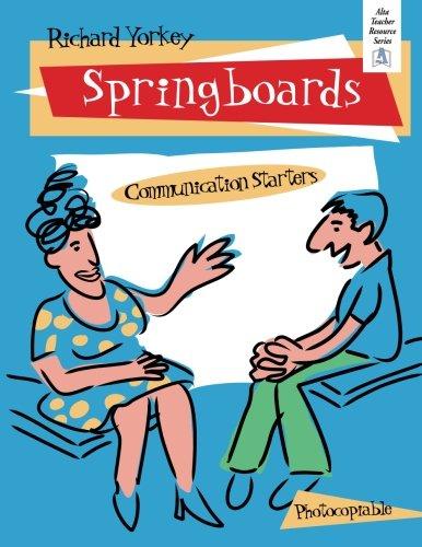 Springboards: Communication Starters (Alta Teacher Resource)