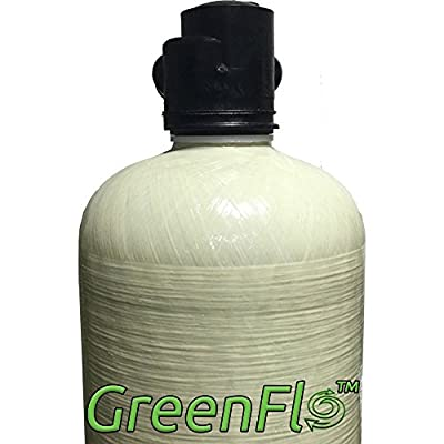 GreenFlo Carbon 20 Upflow Whole House Water Filter System (2.0 cu. ft.) - Removes chlorine, chloramine, chemical, tastes, and odors!