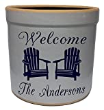 3 Gallon Personalized Stoneware Crock – Adirondack Welcome Review