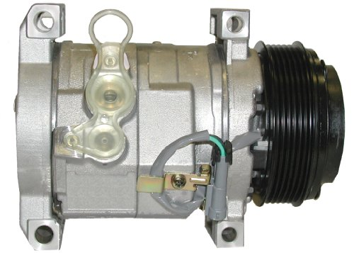 ACDelco 15-21130 GM Original Equipment Air Conditioning Compressor and Clutch Assembly