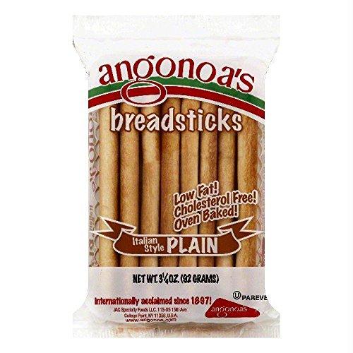 Angonoa Breadstick Plain, 3.25 oz by Angonoa (Image #1)