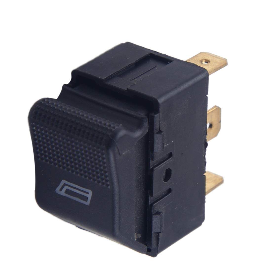 beler Panel de Control de bot/ón de Interruptor de Ventana de energ/ía el/éctrica 7D0959855