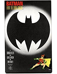 BATMAN THE DARK KNIGHT RETURNS book #3-CARRIE KELLEY cover-1986-fn+