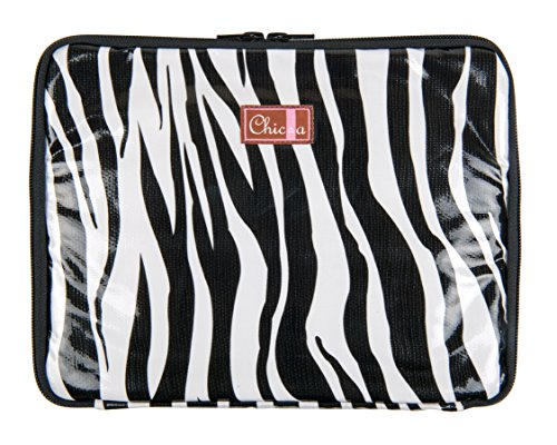 Chic-a Stitching and Knitting Accessories (Circular Needle Case, Zebra) by Chica