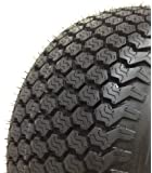15 x 6.00 - 6, 4-Ply Super Turf Tire